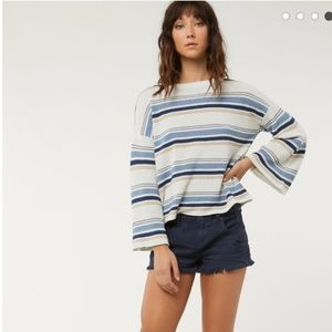 Nwt, O'Neill lightweight sweater